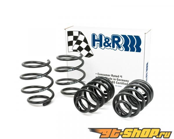 H&R Sport Spring without Sport спортивная подвеска Drop 1.4F 0.75R BMW 323Ci, 323i, 325Ci, 325i, 328Ci, 328i, 330Ci, 330i E46 99-05