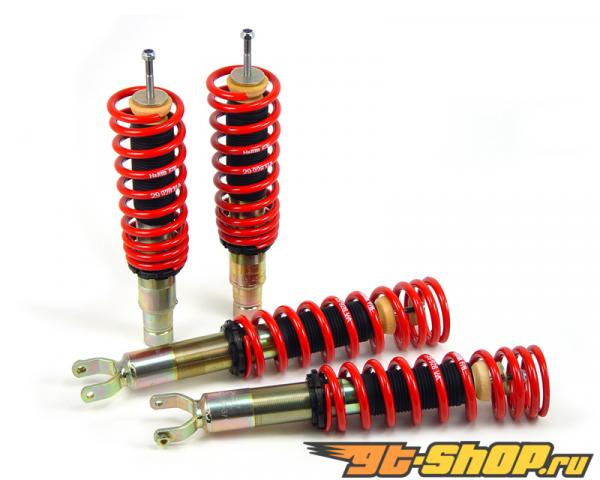 H&R Street Perf. Coil Over Drop 1.25-2.0F 1.25-3.0R Honda Civic, Civic Si 2/4 Двери 92-95