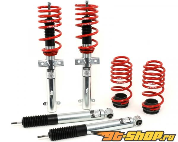 H&R Street Perf. Coil Over Drop 1.0-2.5F 1.0-2.0R Ford Mustang, Mustang GT V6, V8 11-13