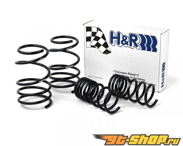 H&R Sport Spring Drop 1.5F 1.3R Nissan Altima 4 cyl 02-06
