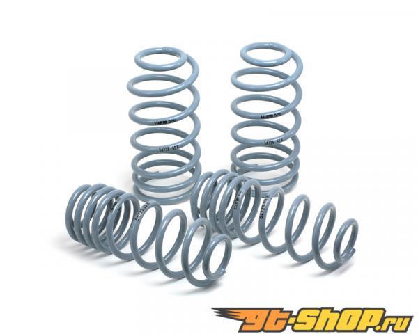 H&R OE Sport Spring Drop 1.2F 1.2R Audi A4 Quattro AWD, Type B8 09-13