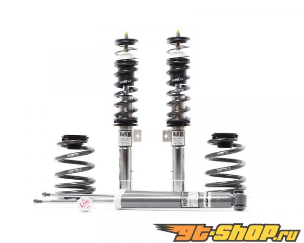 H&R Street Perf. Coil Over Drop 1.2-2.4F 1.0-2.0R Honda Accord 2 Двери, 6 cyl 08-12