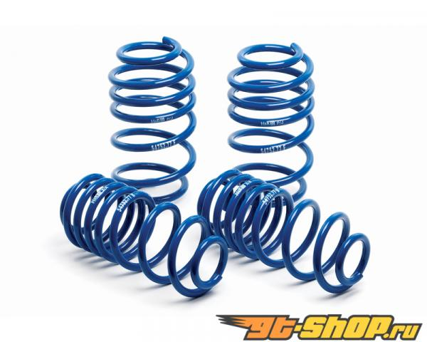 H&R Super Sport Spring Drop 1.7F 1.5R Volkswagen Beetle Turbo 2.0L Turbo 12-13