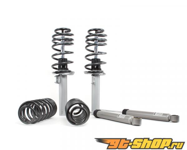 H&R Touring Cup комплект Damping / C-Clip Height Adjust Drop 1.75F 1.6R Honda Civic, Civic Si 2/4 Двери 92-95