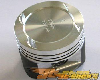 Wossner 1.8L 82mm 9:1 Pistons Acura Integra GSR B18C1 94-01