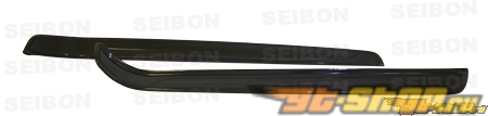 Seibon BMW E92 2 двери Карбоновый Двери Sills