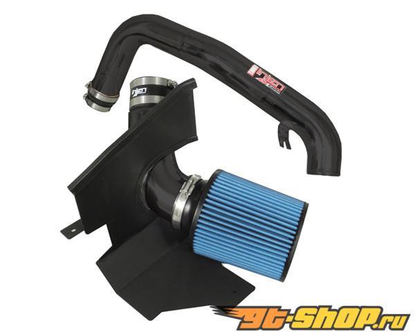 Injen Power Flow Short Ram Intake with MR Technology Чёрный Ford Focus ST 2.0L Turbo 13-14