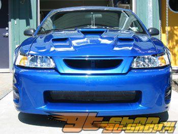 Передний бампер для Ford Mustang 1999-2004 Fascia