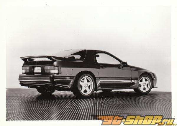 Накладка на задний бампер для Mazda RX7 1986-1988