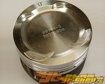 Wossner 2.0L 86mm 8:1 Pistons Toyota MR2 Turbo 3S-GTE 89-99