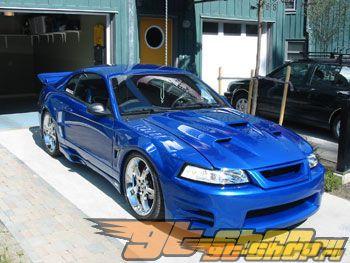 Обвес по кругу для Ford Mustang 1999-2004