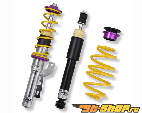 KW Variant 1 V1 Coilover комплект Ford Focus ST 2.0L Turbo 13-14