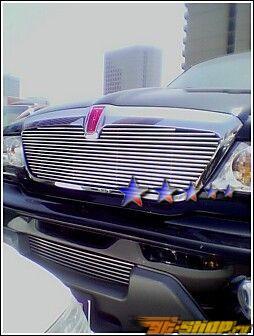 Решётка радиатора на Lincoln Navigator 98-02 Billet