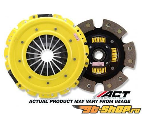 ACT SPG6 Sport with Sprung 6 Puck Disc  Сцепление  комплект Toyota MR2 Spyder 1.8L 00-05