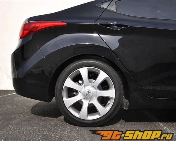 ARK GT-F пружины для Hyundai Elantra ALL 11-13