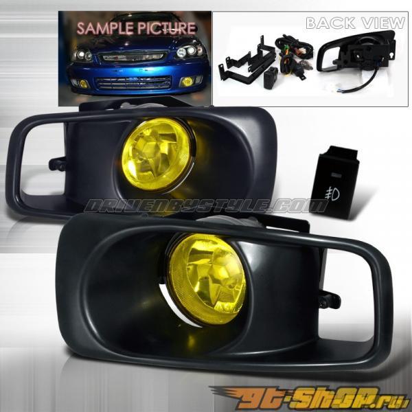Противотуманные фонари для HONDA CIVIC 99-00: Spec-D