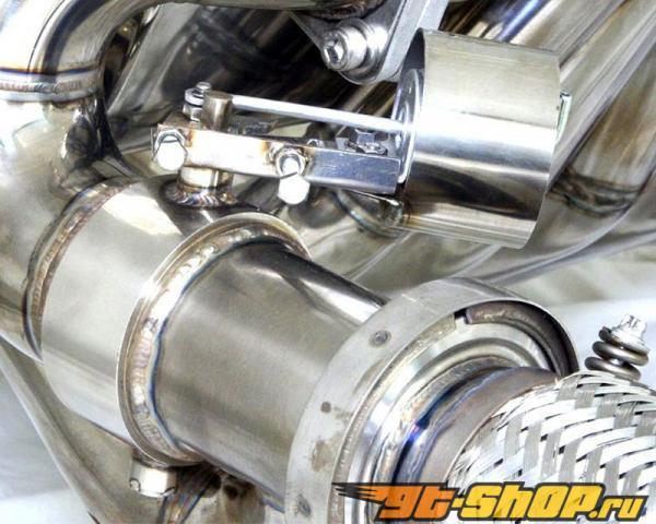 Kreissieg 4x70mm Valvetronic Выхлопная система Lamborghini Aventador 12-13