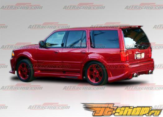 Задний бампер для Lincoln Navigator 1998-2002 EXE