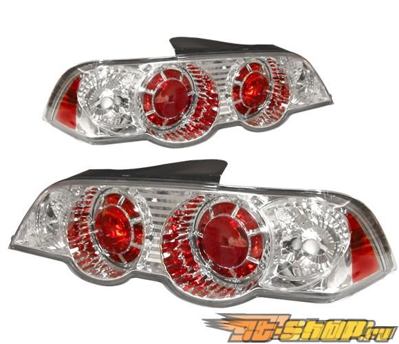 Задние фары на Acura RSX 02-06 Altezza Хром