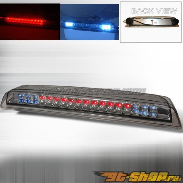 3ий стоп для Nissan Titan 04-06 Тёмный: Spec-D