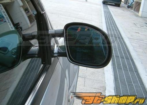 Зеркала Rexpeed M3 Стиль на Mitsubishi EVO VII-IX