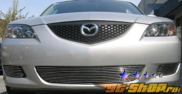 Решётка радиатора для Mazda 3 04-06 Billet