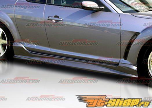 Пороги для Mazda RX-8 2003-up ABF