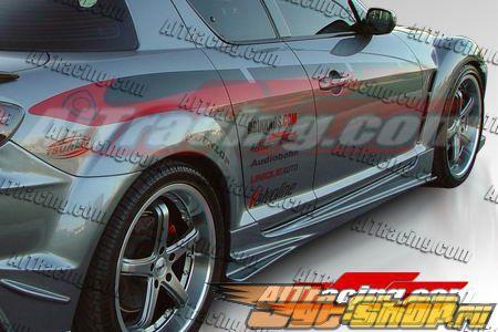 Пороги на Mazda RX-8 2003-up Mint