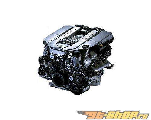 MBH Motorsports Long Tube Headers Mercedes Benz SLK55 R171 04-11