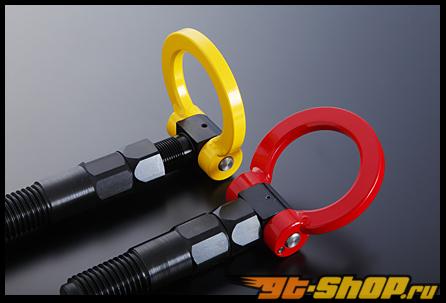MCR Tow Hook Жёлтый Nissan 370Z 09-14