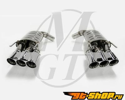 Meisterschaft нержавеющий GT Racing выхлоп 6x83mm Tips Mercedes-Benz SL65 AMG 08-11