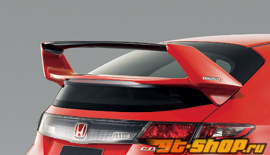 спойлер honda civic type r fn2