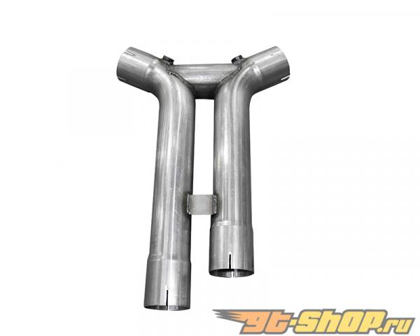 Американские Racing Long System 2 Inch x 3 Inch Headers 3 Inch H-Pipe without Cats Ford Mustang GT 2015