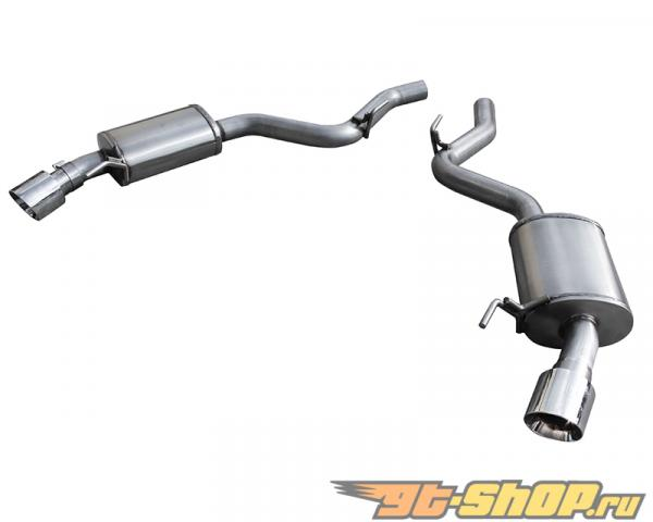 Американские Racing Axle Back System Ford Mustang GT 2015