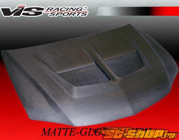 Карбоновый капот на Porsche Boxster 986 1997-2004 стандартный Стиль Сухой Fusion Matte-gloss