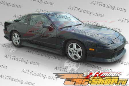 Пороги для Nissan Silvia S13 1989-1993 D1