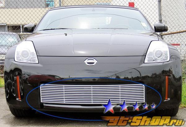 Решётка на передний бампер Nissan 350Z 06-08