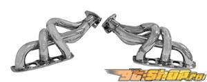 DC Sports Two 3-1 Polished нержавеющий Steel Headers - Infiniti FX35 03-08