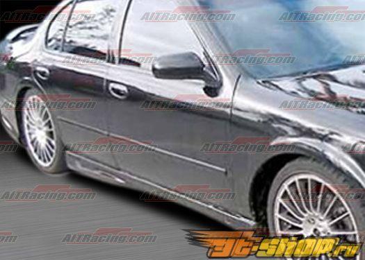 Пороги для Nissan Maxima 1995-1999 R34