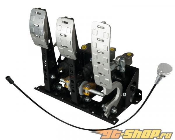 obp Motorsport Pro-Race 3 Pedal Hydraulic  Сцепление  тормозной Bias Performance Pedal Box with Master Cylinders