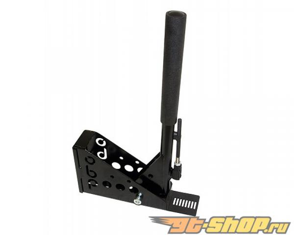 obp Motorsport 280mm Lockable Vertical Чёрный Hydraulic Handbrake