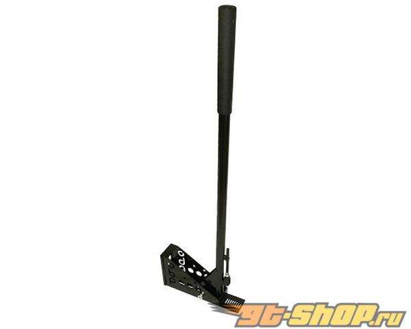 obp Motorsport 600mm Lockable Vertical Чёрный Hydraulic Handbrake