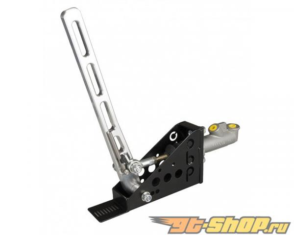 obp Motorsport Victory Aluminium Billet Hydraulic Lockable Handbrake 300mm with Master Cylinder