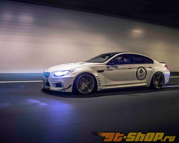 Prior Design PD6XX Wide Body Aerodynamic комплект BMW 6-Series Gran Coupe F06 12-15