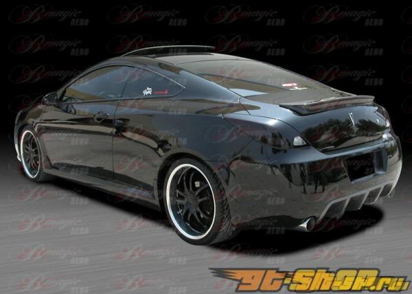 Задний бампер на Pontiac G6 2005-2008 Concept