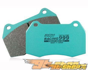 Project Mu Racing 999 передние тормозные колодки Nissan R35 GTR Brembo 09-10