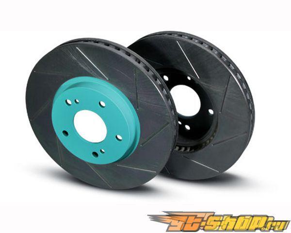 Project Mu SCR задний тормозные диски Infiniti G35 Coupe Brembo 03-06