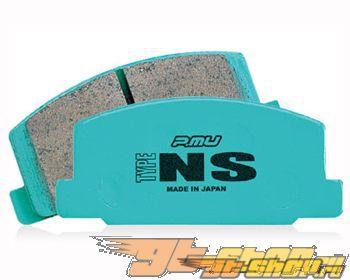 Project Mu NS передний  тормозной Pad Acura NSX 91-05