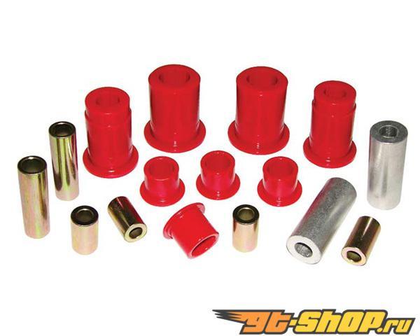 Prothane Красный Control Arm Bushings задний Ford Focus 00-06
