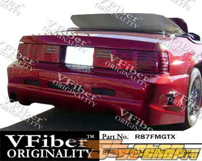 Аэродинамический Обвес на Ford Mustang 87-93 GTX VFiber